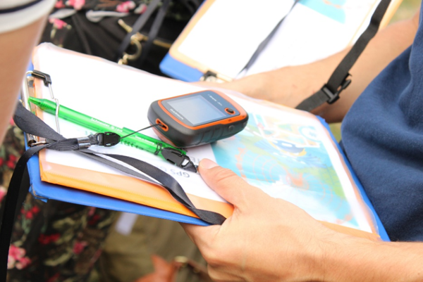 GPS Team Schatzsuche am Spreepark - aktives Teamevent. Berlin entdecken
