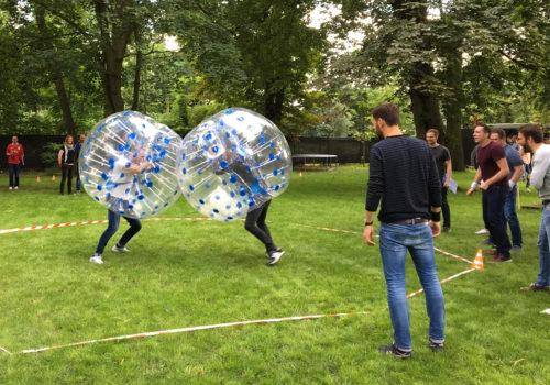 aktives Sommerfest - Team Olympiade als Teambuilding