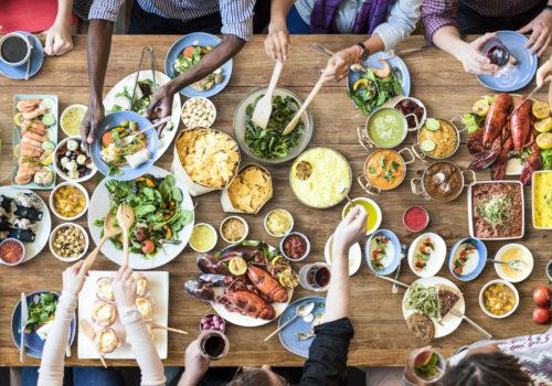 spaßiges Firmenevent Action Team Dinner - Spiel und Spaß mit der Betriebsfeier