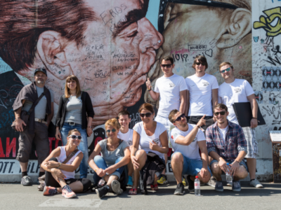GPS Berlin Schatzsuche - aktives Team Event bei der GPS Rallye als Sightseeing Tour Berlin