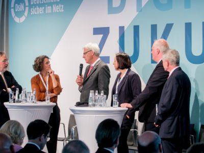 DsIN Jahreskongress 2017 Bühne
