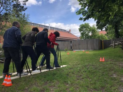 aktives Sommerfest - Team Olympiade als Teambuilding