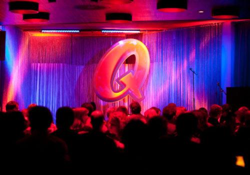 Quatsch Comedy Club Bühne