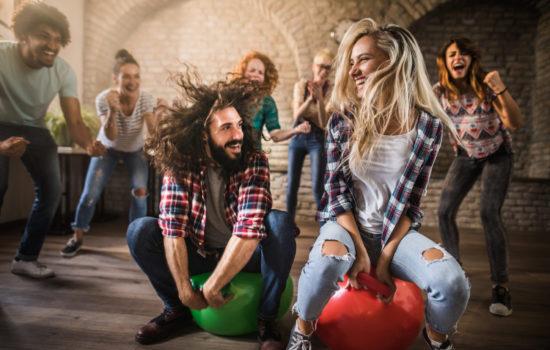 spielen mit Begeisterung fördert nachhaltiges Lernen