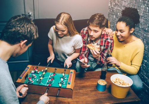 Spielebox - Team Spiele als Teamevent mit Spaß und Action