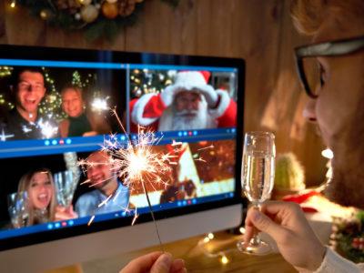 Online Weihnachtsfeier