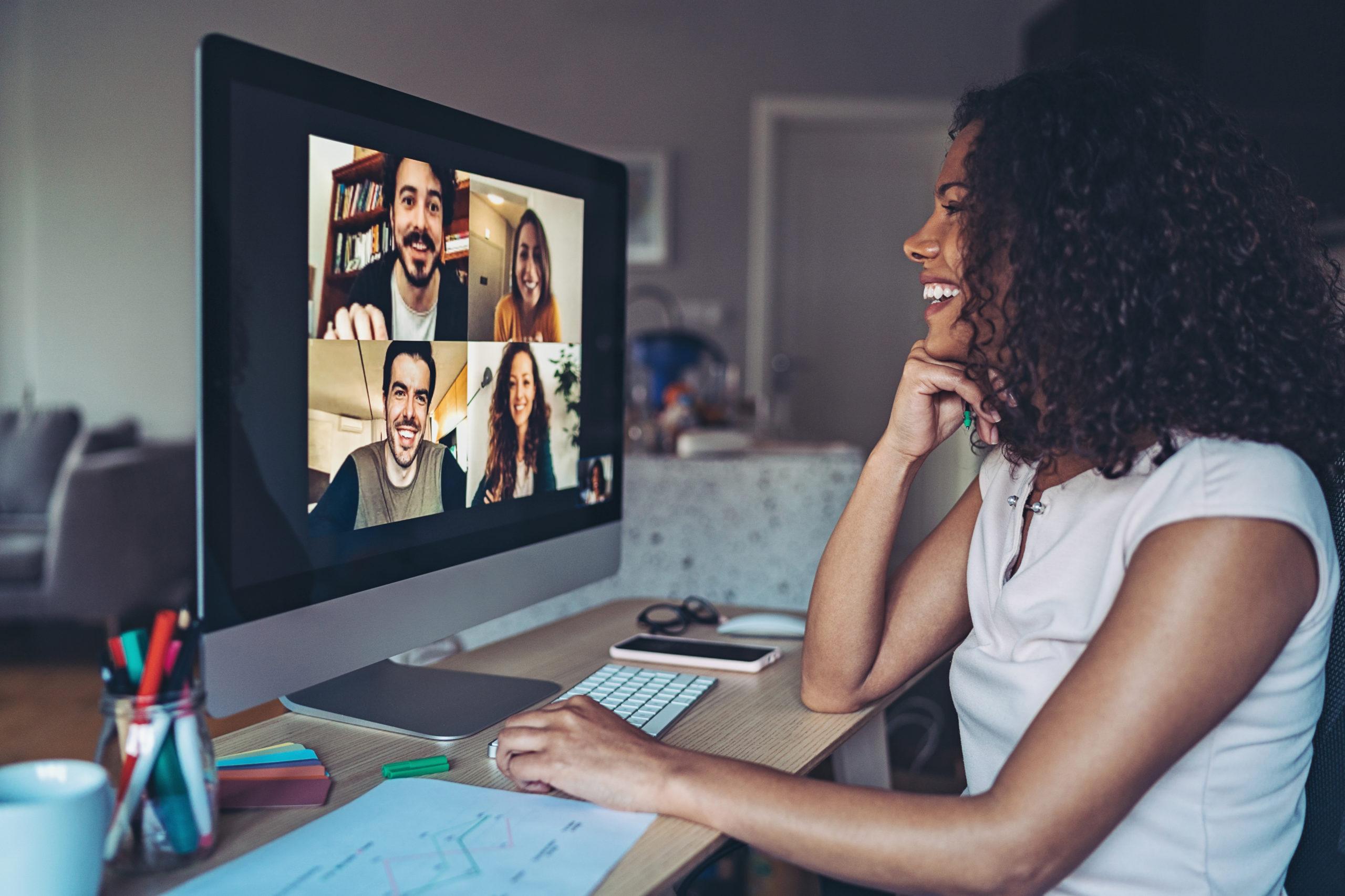 Projektmanager Online Teamevents