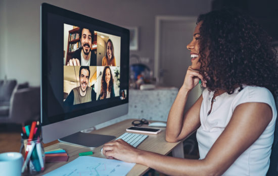 Projektmanagement Online Teamevents