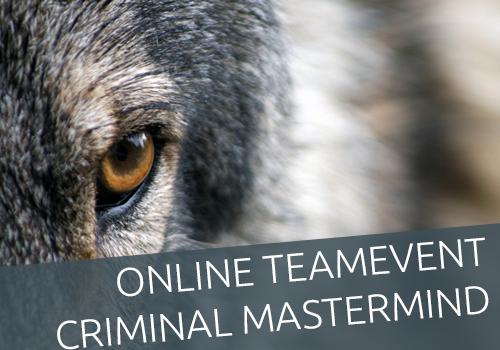 Teamevent-Online-Escape-Game-Criminal-Mastermind