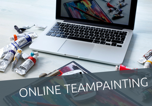 Teamevent-Online-Teampainting