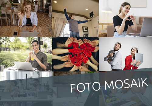 Teamevent-Online-Zusatzprodukt-Fotomosaik