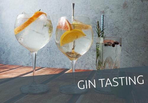 Teamevent-Online-Zusatzprodukt-Gin-Tasting